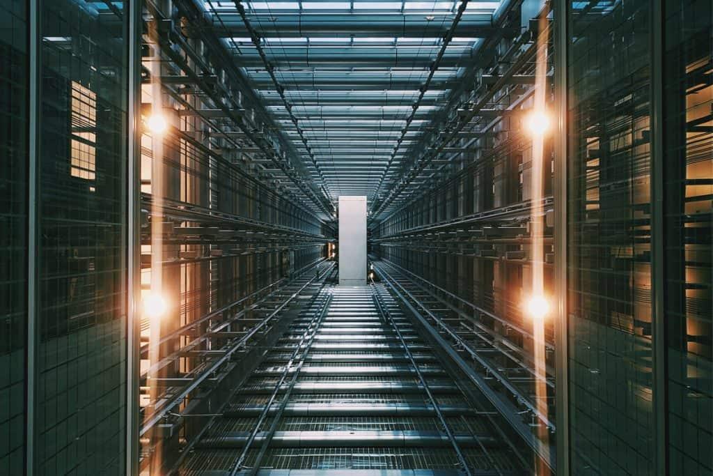 SOC 2 server room